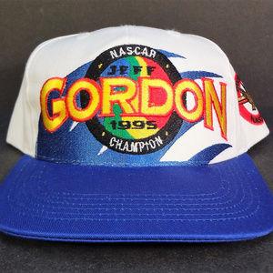 Jeff Gordon 1995 NASCAR Champion Sharktooth
